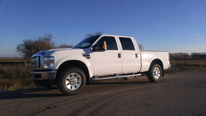 2008 Ford F250 4x4