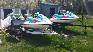TWO SEADOO SP. PWC's $2250 Each  GOOD RUNNING CONDITION