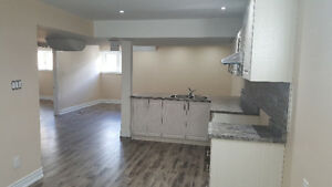 Brand New never lived Look Out Legal lookout basement apartment