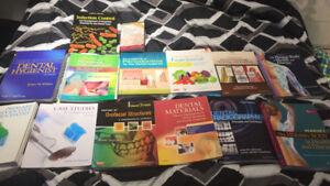 Dental hygiene Textbooks