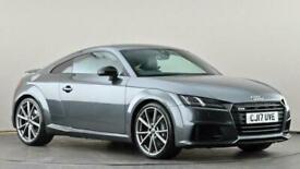 image for 2017 Audi TT 2.0T FSI Quattro TTS Black Edition 2dr S Tronic Auto Coupe petrol A