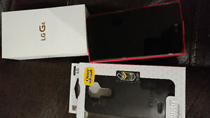 LG g4 Factory Unlocked with Otterbox Symmetry Case