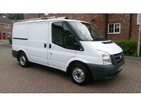 Ford Transit 2.2TDCi Duratorq ( 85PS ) 300S ( Low Roof ) 2008.25M 300 SWB