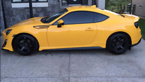 2015 Scion FR-S RS 1.0 Coupe (2 door)