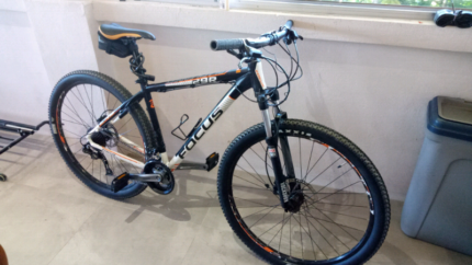 Focus Black Forrest 29er White Gum Valley Fremantle Area Preview