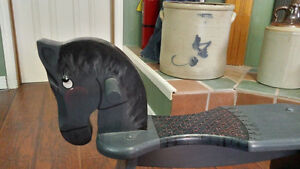 Rocking Horse - Handmade Kingston Kingston Area image 2