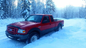 2007 Ford Ranger FX4 Level II