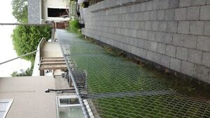 chain link fencing  for sale