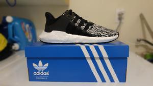 Adidas EQT 93/17 Glitch Black