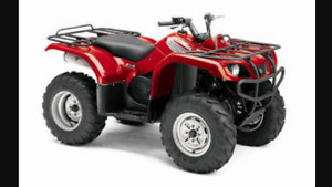 Looking for a good used 4x4 atv