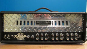 Mesa Dual Rectifier Head *available on jan. 26*