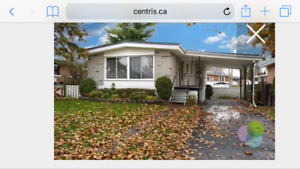4 bedroom Laval  house for short term rent