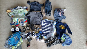 Boys 3-6 month winter clothing