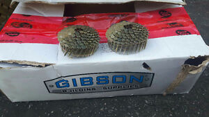 Gibson 1 1/4 galvanized coil roofing nails