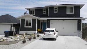 Custom Home in Shannon Lake-West Kelowna