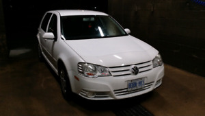 2008 VW City Golf for sale