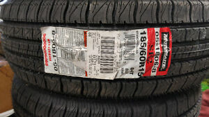 4x New 185 60 R15 Motomaster SE2 Tires Dodge Neon
