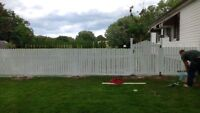 We do Fences and only Fences