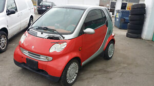 2006 Smart Fortwo 2006 Coupe (2 door)