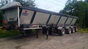 2015 - 48 Foot 4 Axle ABS Livebottom Model RC448