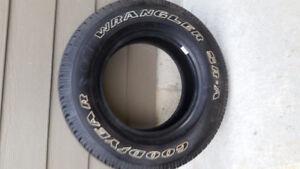 Goodyear wrangler M&S P235/70R16