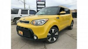 2014 Kia Soul SX | Leather| Panoroof| Nav | Alloys | Auto