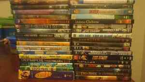 Various DVDs (1 blu ray)