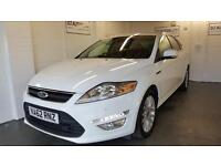 Ford Mondeo 2.0TDCi ( 140ps ) Zetec Business edition white 2012