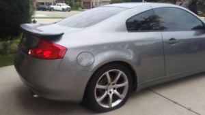 2005 G35 coupe $3000  as is (negotiable)