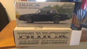 Gmp 1985 buick grand national​ 1/18  diecast