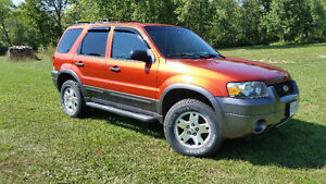 2006 Ford Escape XLT AWD. SOLD
