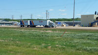 Comercial/Heavy Industrial Laydown Yard for lease/rent