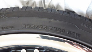 BMW 20 inch tires and rims London Ontario image 4