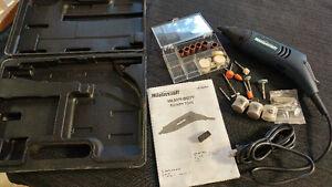 Mastercraft Heavy-Duty Rotary Tool