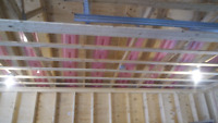Save money insulationing your home, office or out buildings
