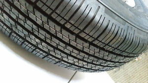 New Continental All-Season Tires with Alloy Rims Kitchener / Waterloo Kitchener Area image 5