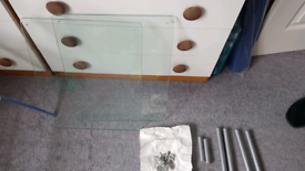 Occassional Glass Table