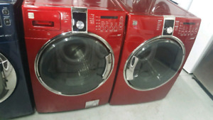 """KENMORE 27"""" STACKABLE  LAUNDRY PAIR"""