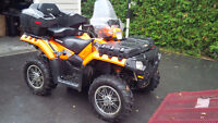 Limited Edition Polaris 850 XP