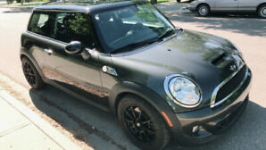 2011 Mini Cooper S - Eclipse Grey | $13,000