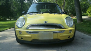 2004 Mini Cooper As Is Please Read Ad