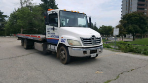 2007 Hino 185 Tow Truck For Sale $24,000