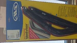 Brand New Window Vent Shades-Ranger 99'-11 Mazda B3000 99'-10''