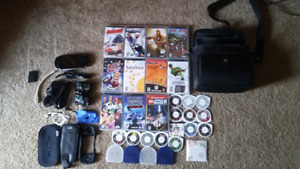 Psp and games and extras for sale