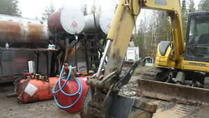 Gold Mine ,Trap line, House on 3+ acers, all mining equipment Williams Lake Cariboo Area image 3