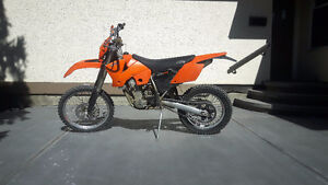KTM EXC 450 - Get it for the long weekend!