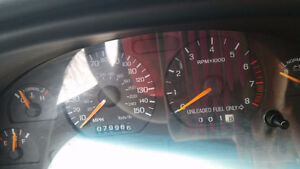 1997 Ford Mustang GT 4.6 (4.8)