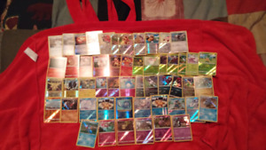 Cartes Pokemon.