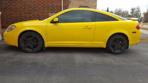 2008 Pontiac G5 GT Coupe (2 door)