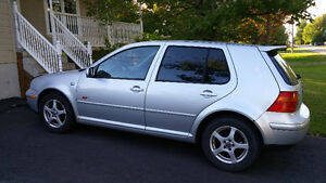 Volkswagen Golf 2003 spécial édition